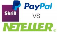 logo skrill paypal neteller