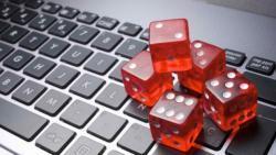 clavier dés casino