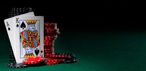 blackjack jeu casino jetons